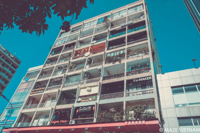 Nguyen Hue Apartment Block 42 Street